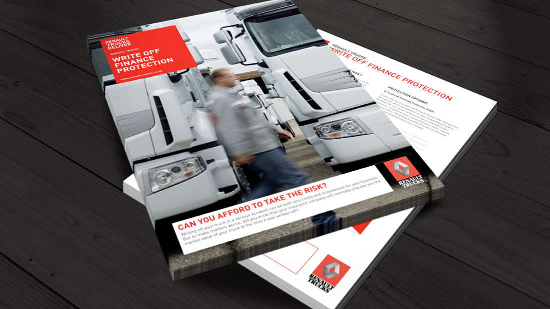 Get only perfectly printed flyers