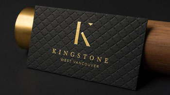 Luxury Business Cards - Toronto Print Press