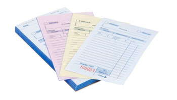 Tax Receipt Books - Toronto Print Press